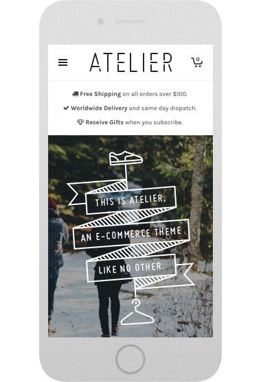 Feature Mobile Shop