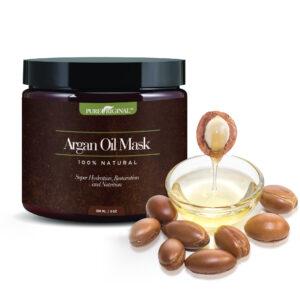Argan Oil Mask Back