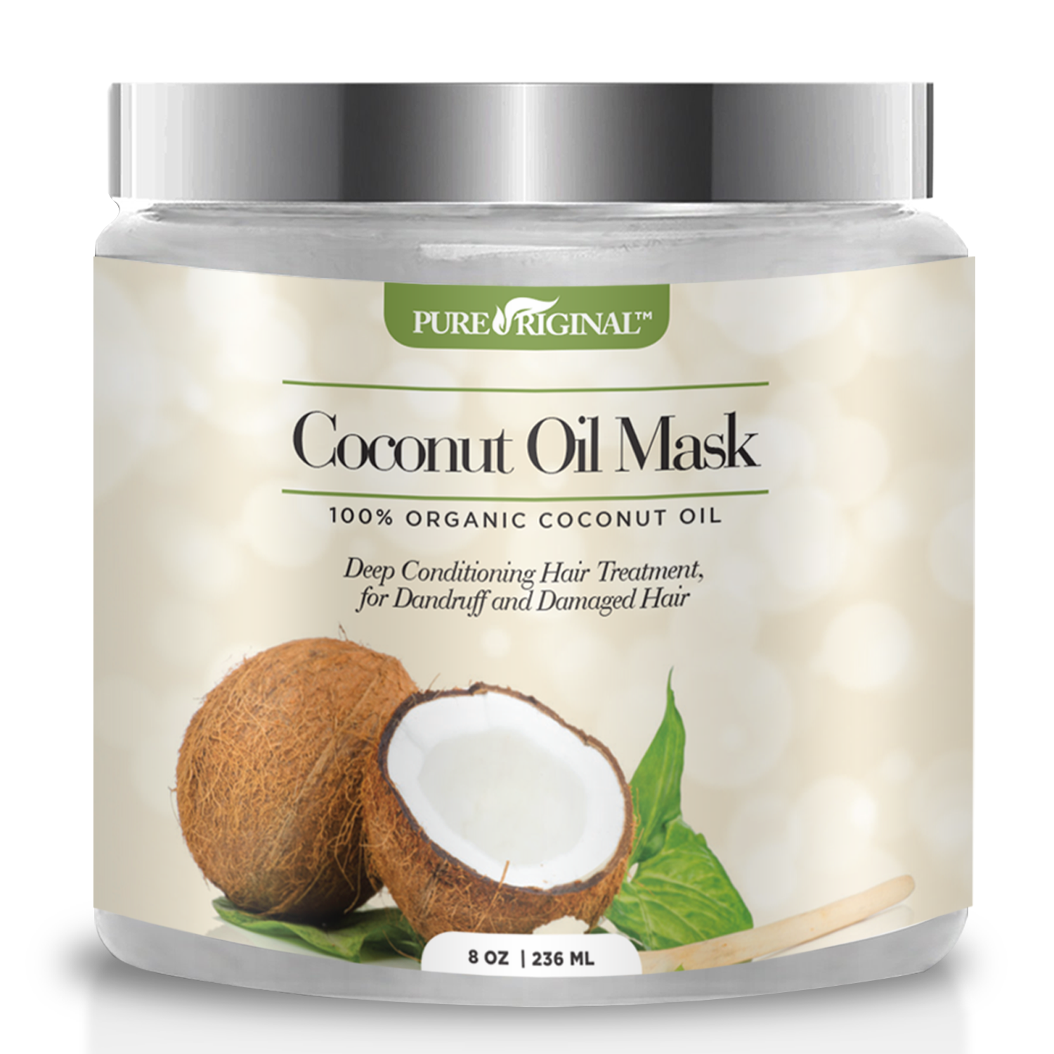 Coconut Oil Mask