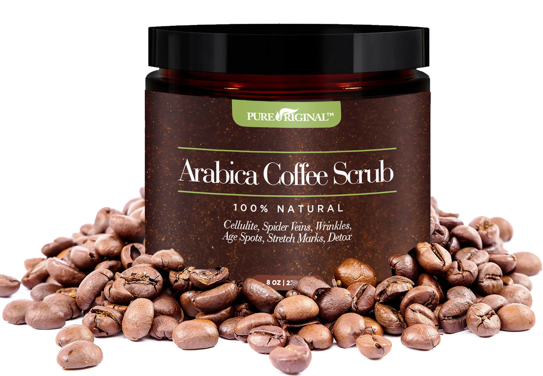 Arabica Coffee Body Scrub