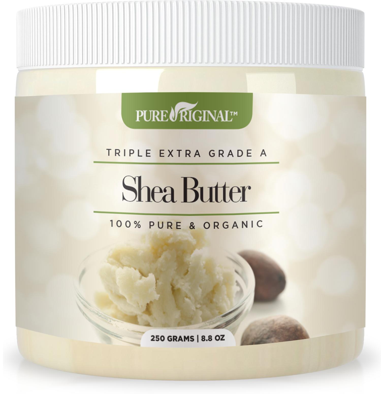 Shea Butter Jar