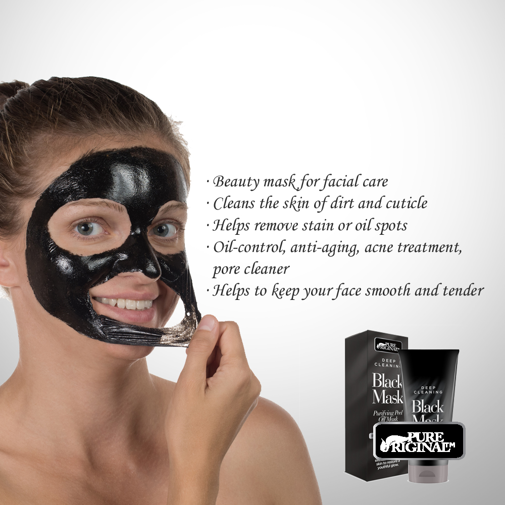 Black Peeling Mask