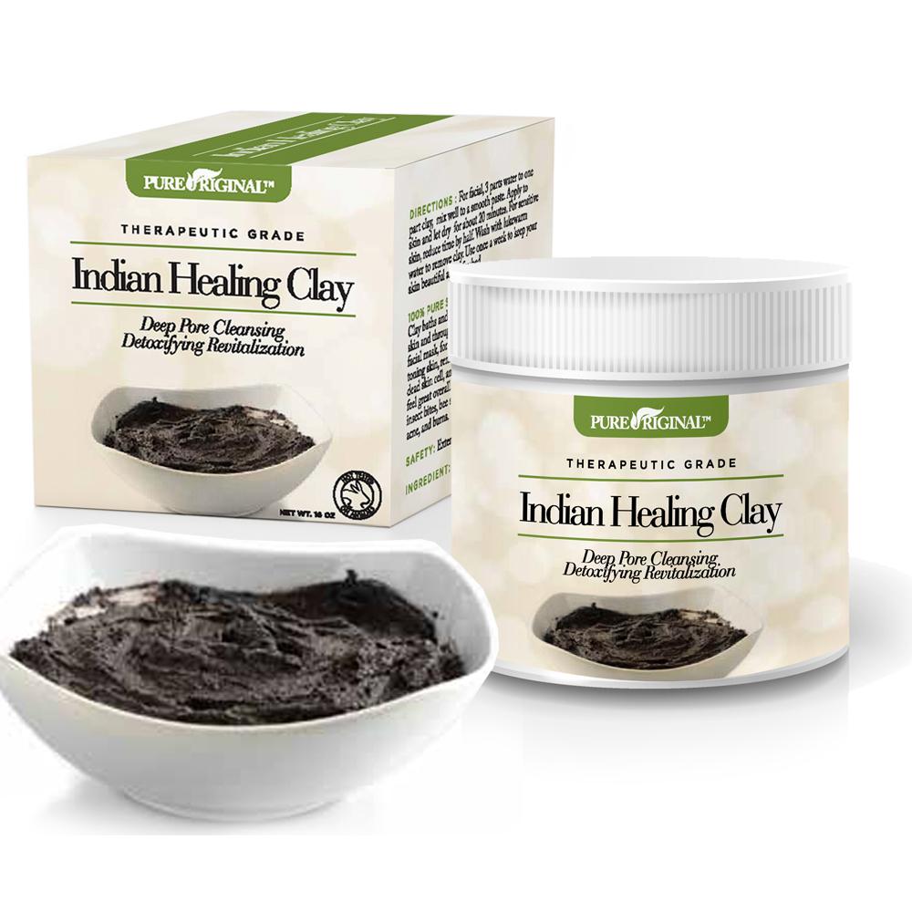 Inian Healing Clay